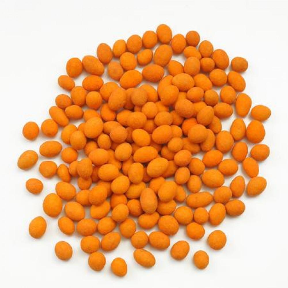 Alune (arahide) glazurate cu paprika