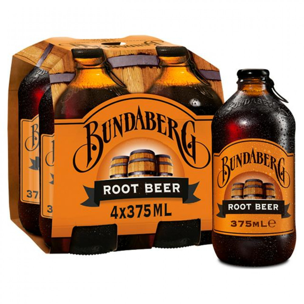 Bere de Sarsaparilla (Root Beer) 375ml