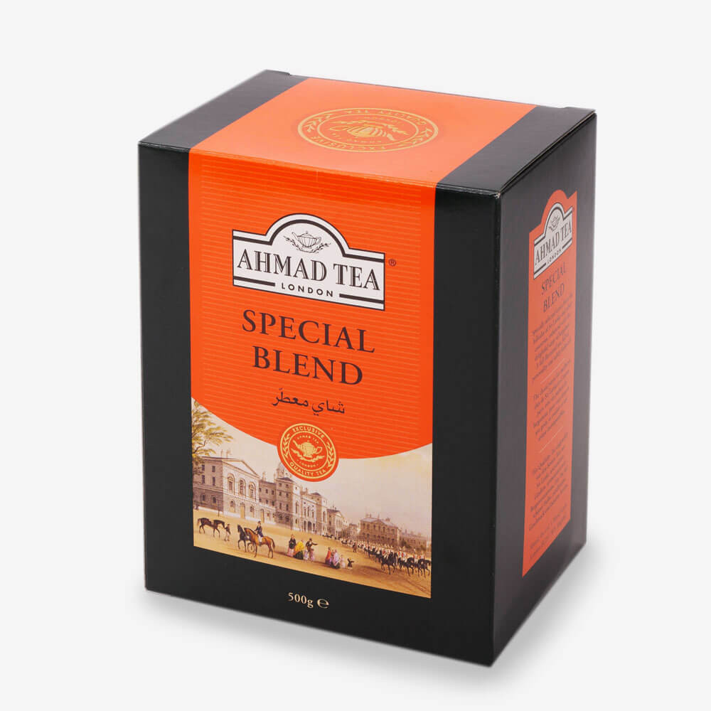 Ceai negru AHMAD TEA SPECIAL BLEND 500g