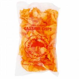 Chipsuri Cassava cu chili 250g