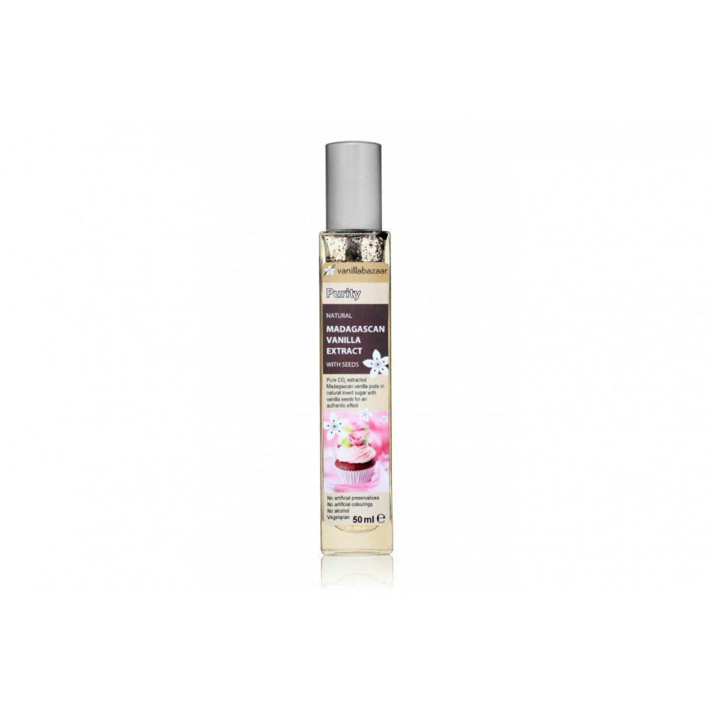 Extract (esenta) de vanilie cu seminte 50 ml