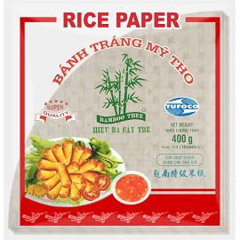 Hartie de orez pentru prajit triunghi 400 g