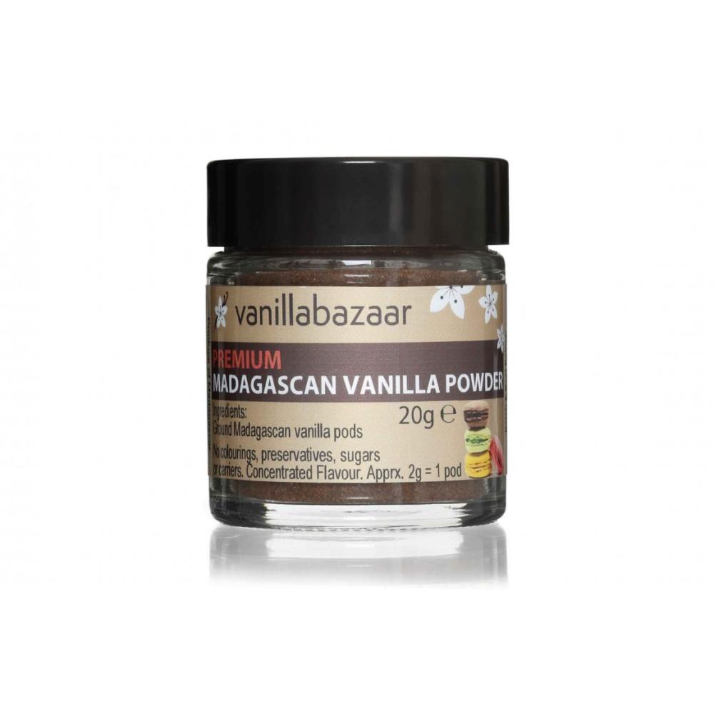 Pudra de vanilie 20g